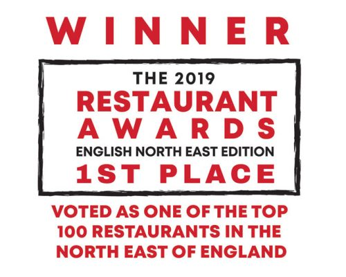 North East Restaurant Awards 2019 – WINNERS!
